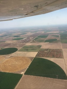 Texas crop circles