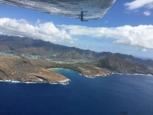 Hanauma Bay, east Oahu